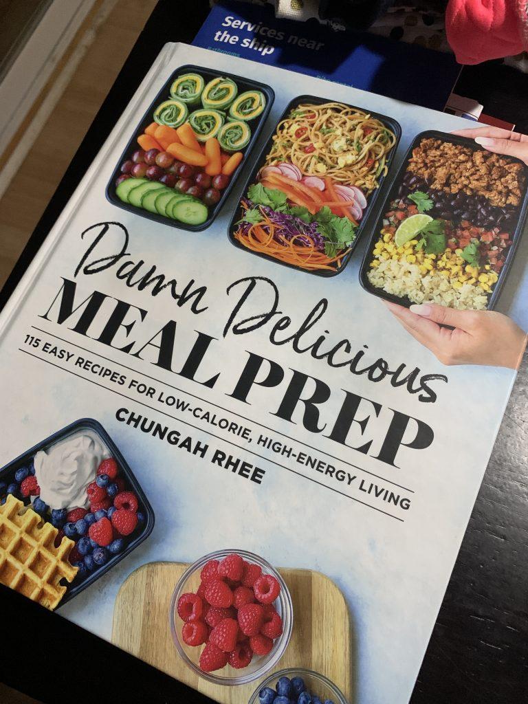 Damn Delicious Meal Prep Book
