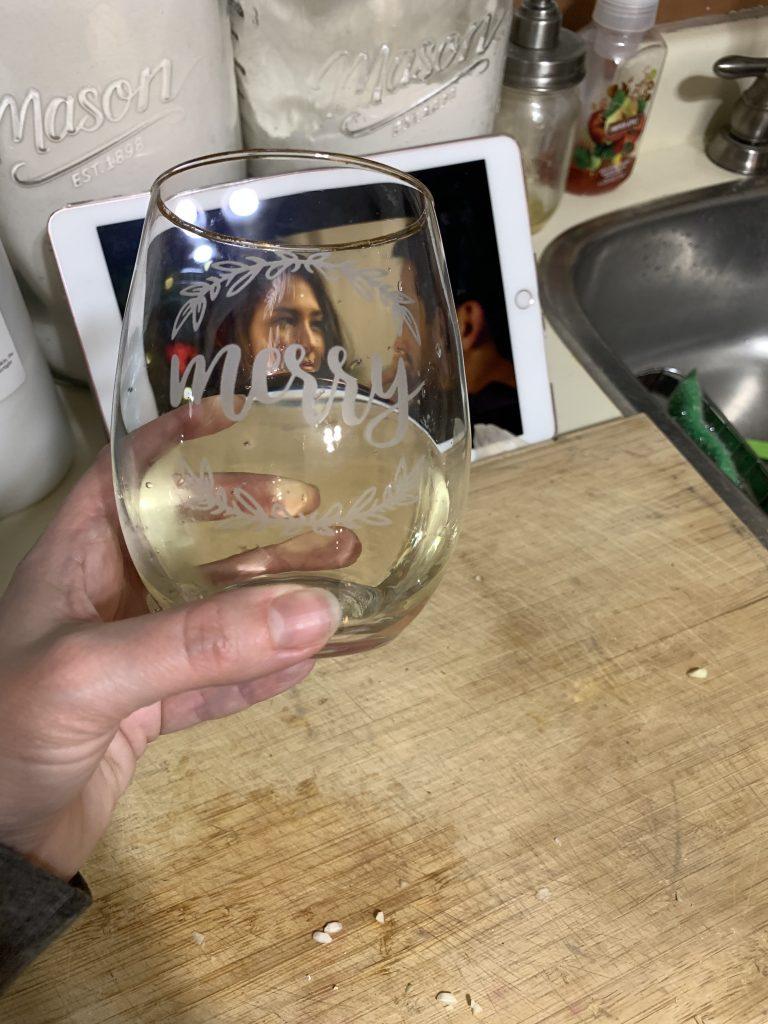 Netflix and Wine