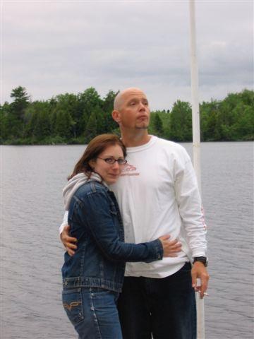 Kiri & Chris 2005