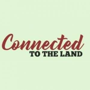 Connected to the land